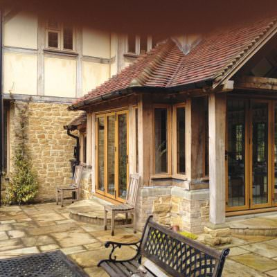 timber bifolding door price hockley essex