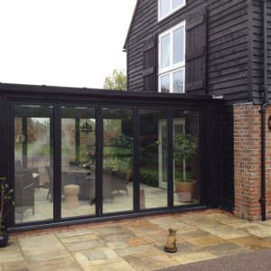 timber bifolding door quotes hockley essex