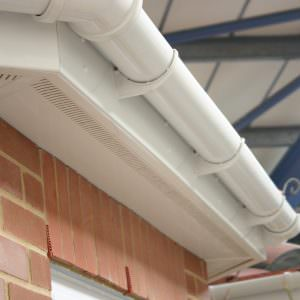 roofline soffits hockley essex