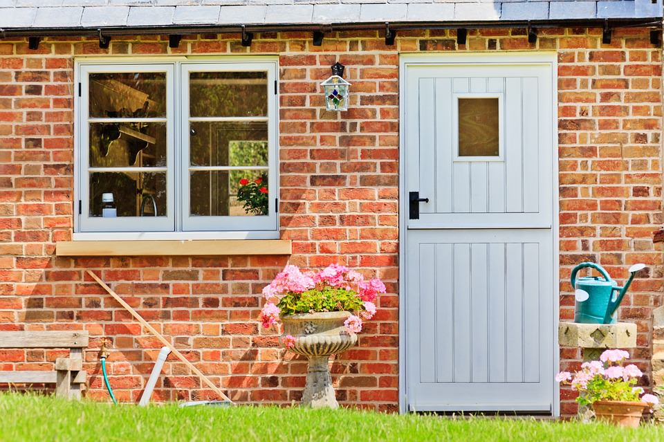 uPVC stable door costs hockley essex