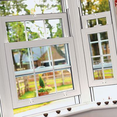 upvc double glazed sliding sash windows hockley essex