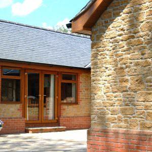 upvc French door double glazing hockley essex