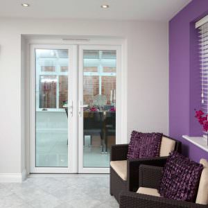 upvc double glazed french door quotes hockley essex