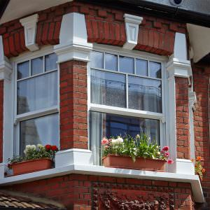 upvc vertical sliding sash window prices hockley essex