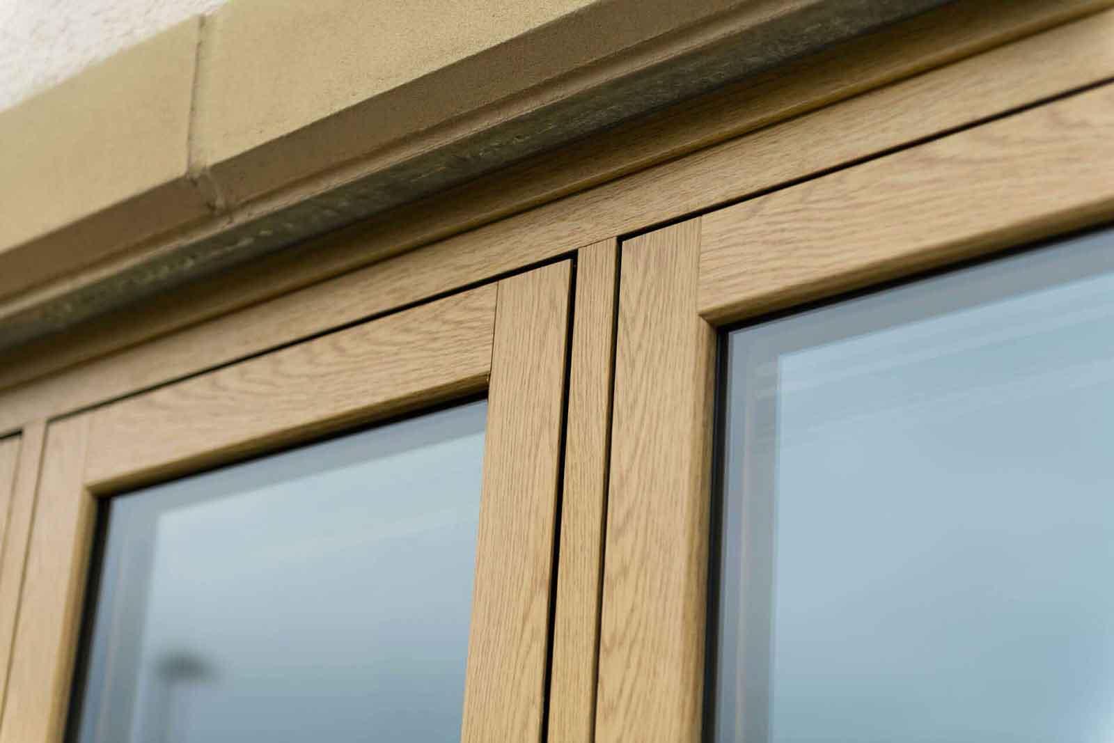 woodgrain effect windows hockley essex