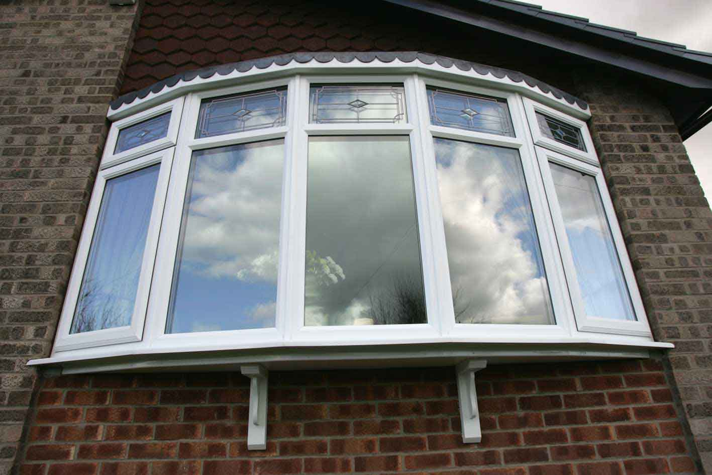 Coloured uPVC windows Billericay