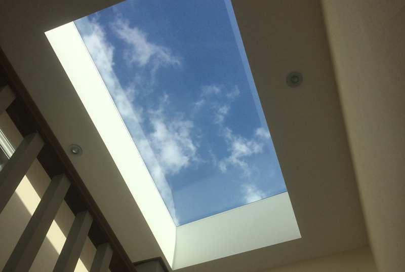 fixed flat rooflights Hockley Essex