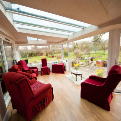 modern lean-to conservatories brentwood