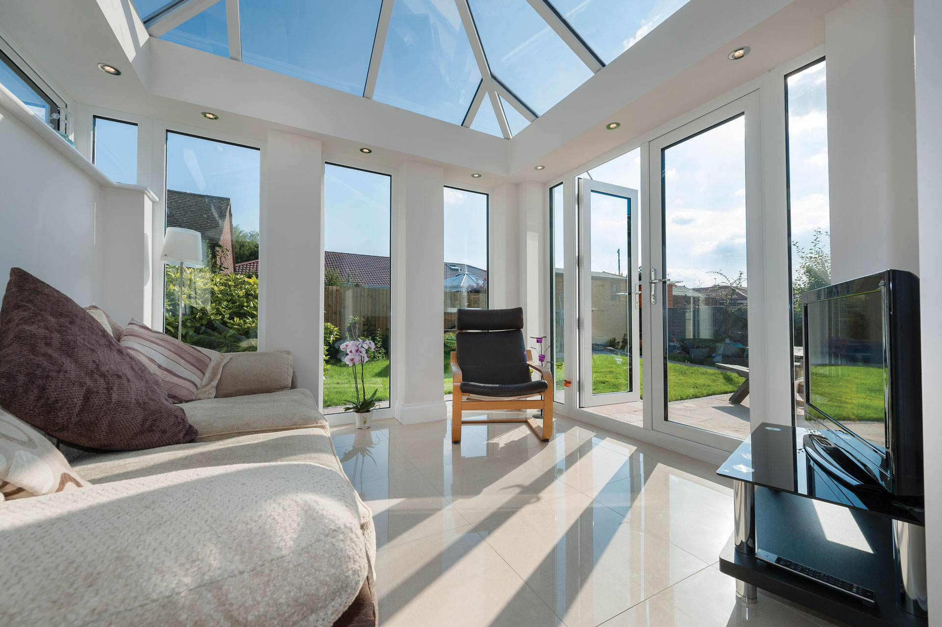 conservatory extensions brentwood