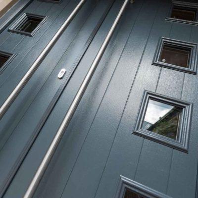 modern composite doors rayleigh
