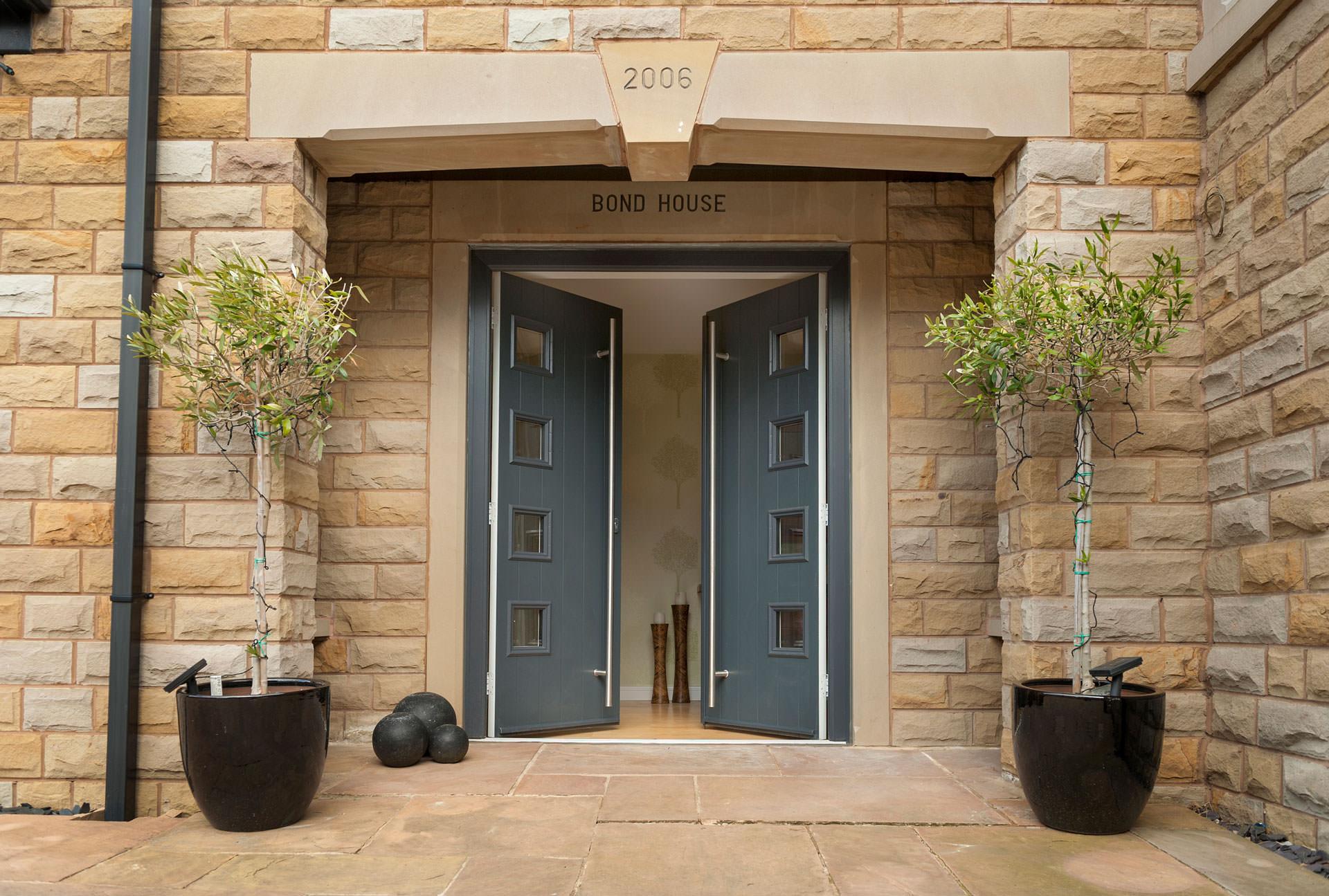 composite doors rayleigh