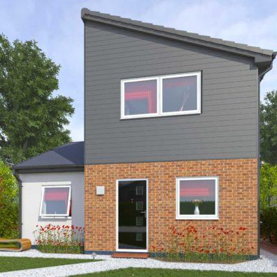 timber effect flush casement windows rayleigh