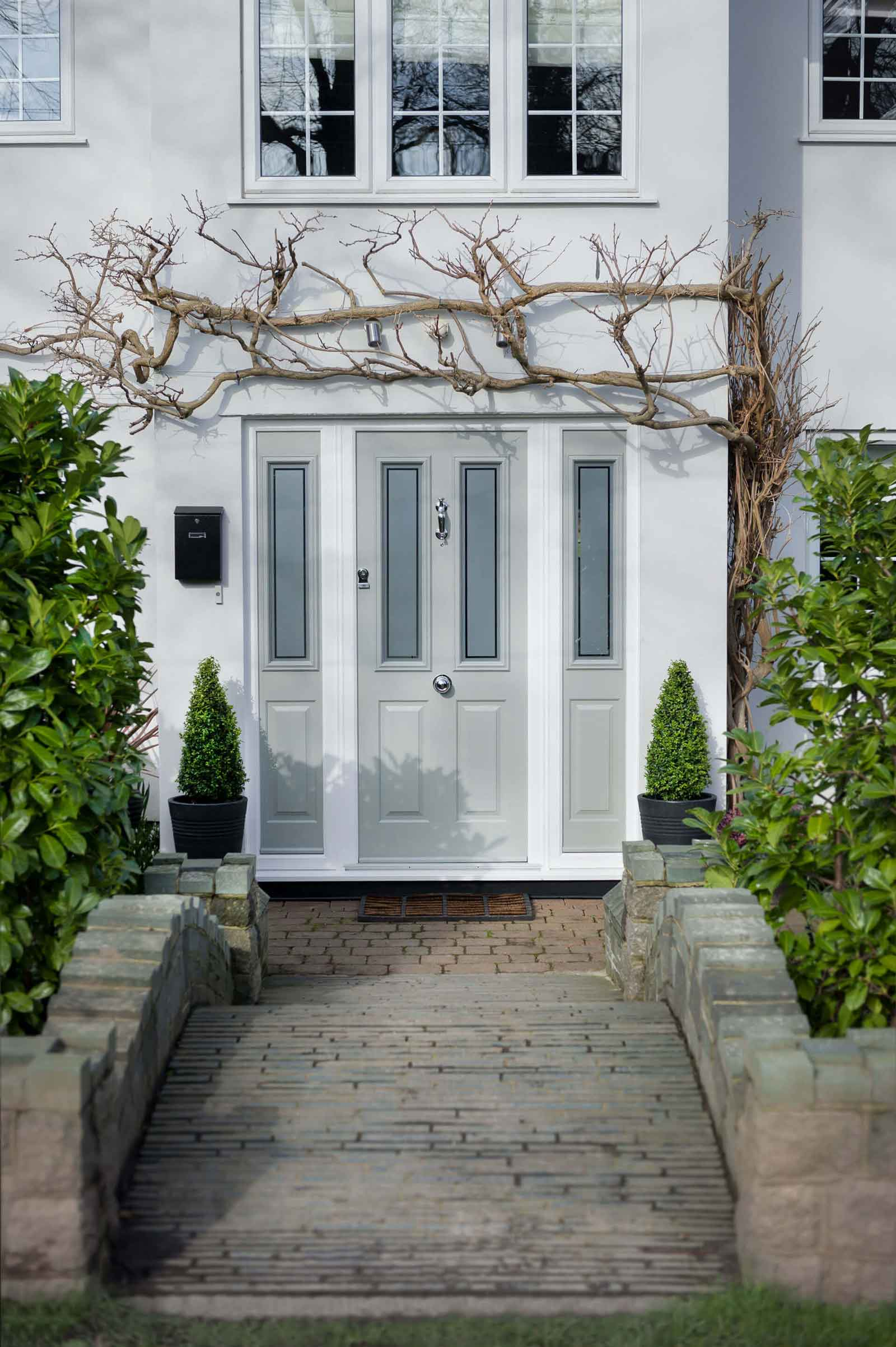 composite doors prices fitted brentwood