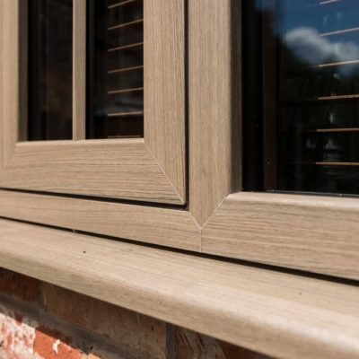 timber effect flush casement windows southend on sea