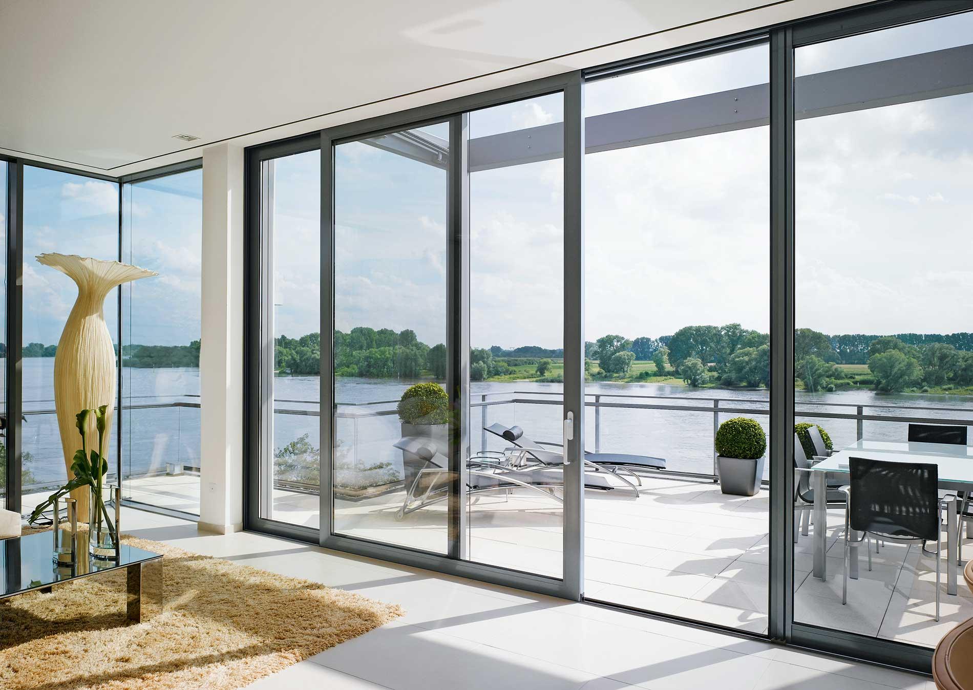 aluminium sliding doors leigh on sea