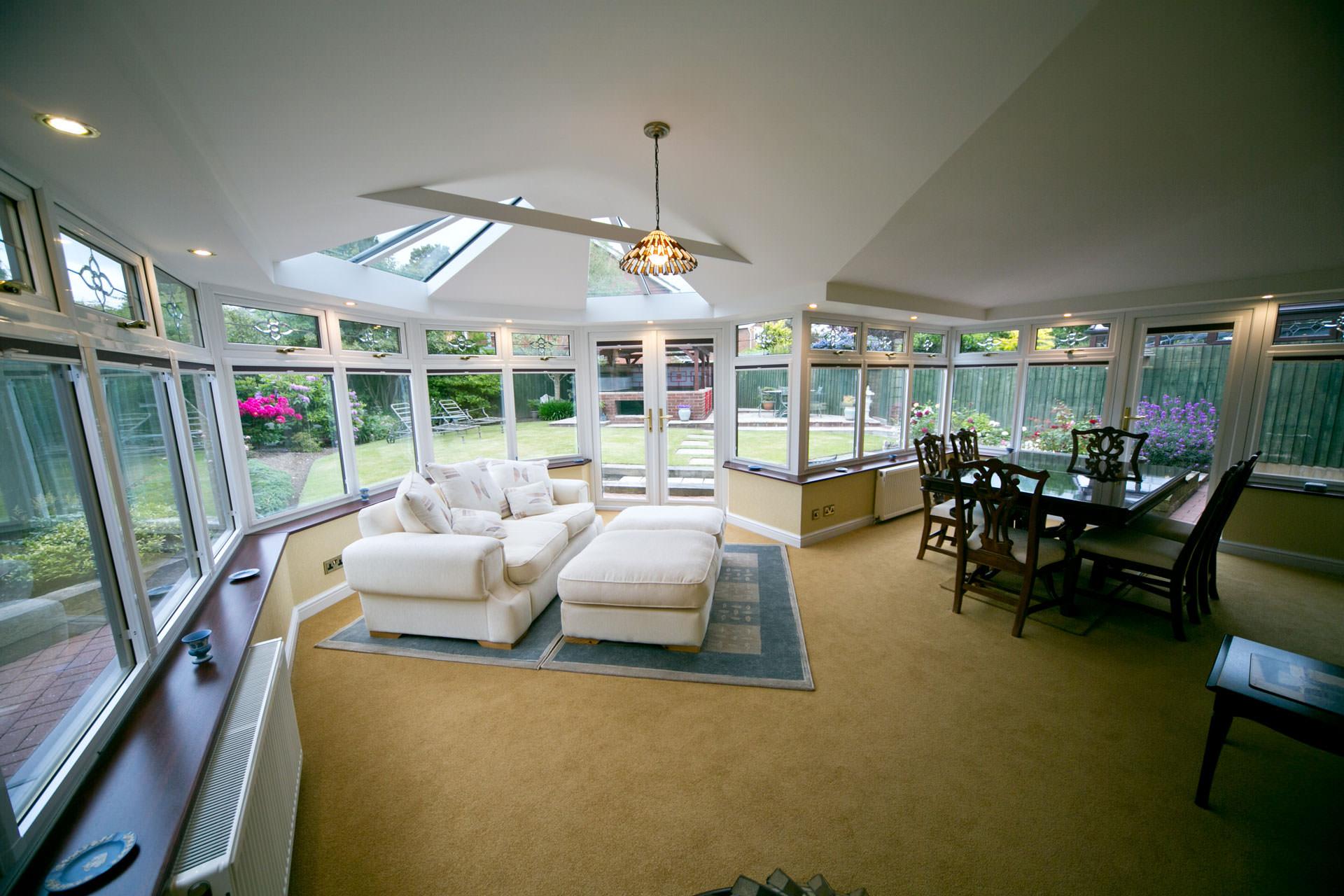 modern conservatory price billericay